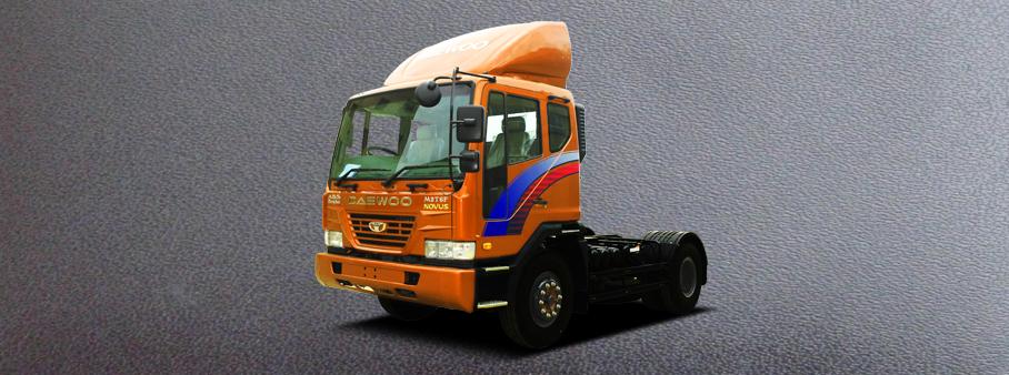 DAEWOO PRIME MOVER (4X2)