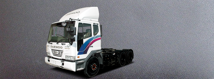 DAEWOO PRIME MOVER (6x4)